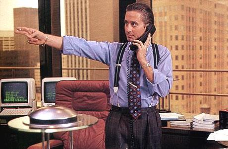 Wall Street (1987) | Cut The Crap Movie Reviews