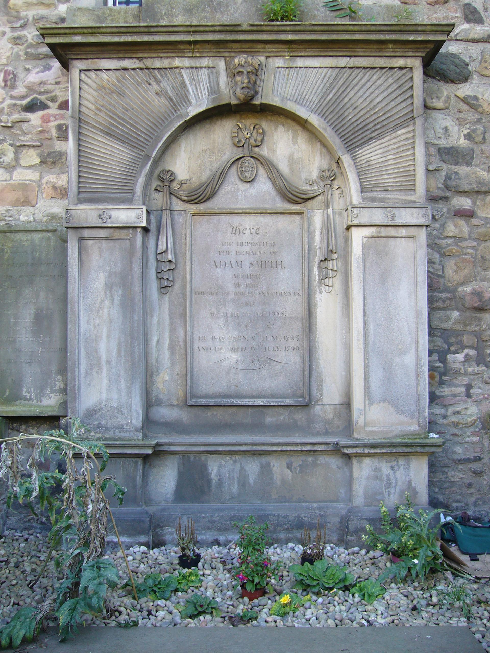 Adam Smith (1723—1790)