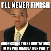 Successful Grad Student