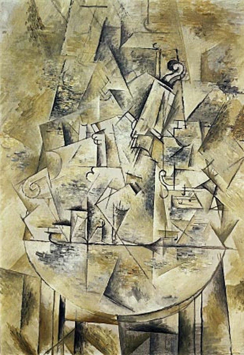 the life popularity and cubism of pablo picasso Picasso pioneered cubism, invented collage, and contributed to surrealism and   to embody that of the bohemian modern artist in the popular imagination.